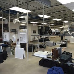 Air Control Products Product Display Area